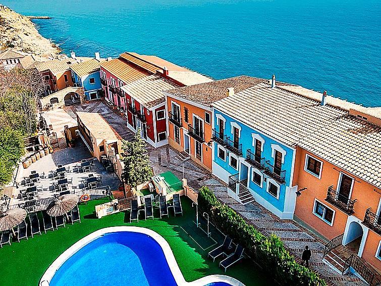 Apartamento en alquiler con piscina aig es alicante costa blanca - Apartamentos alicante alquiler ...