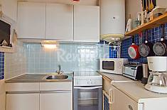 Apartment for 2 people only 50 meters from the beach Morbihan