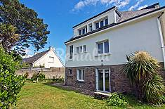Apartamento para 6 personas a 70 m de la playa Morbihan