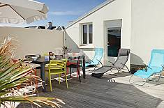 Villa for 7 people only 150 meters from the beach Finistere