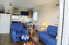 Apartamento para 5 personas a 80 m de la playa Finistère