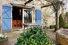 Villa para 10 personas con piscina Vienne