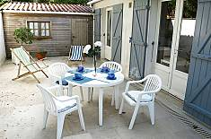 House for 8 people only 50 meters from the beach Charente-Maritime