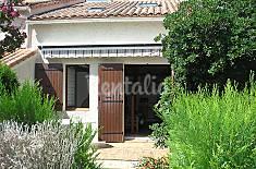 Villa en alquiler a 400 m de la playa Charante-Marítimo
