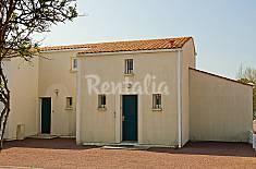 Casa per 5 persone a 200 m dalla spiaggia Charente Marittima