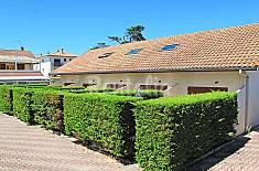 Casa para 5 pessoas a 400 m da praia Landes