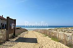 Villa for rent only 50 meters from the beach Landes