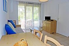 Apartamento para 4 personas a 900 m de la playa Landas
