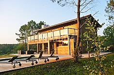 Villa para 8 personas a 500 m de la playa Landas
