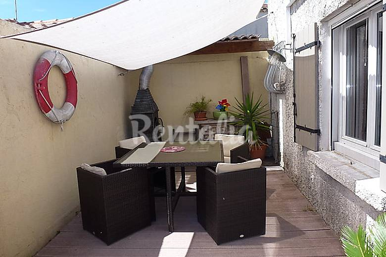 Apartment for rent only 300 meters from the beach Gard