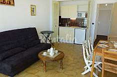Apartment for rent only 70 meters from the beach Herault