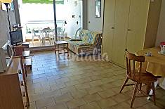 Apartment for 4 people only 70 meters from the beach Herault