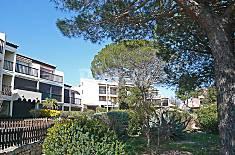 Appartement pour 6 personnes à 900 m de la plage Aude