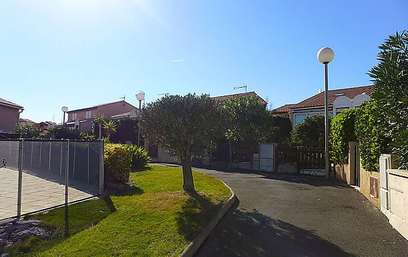 Casa in affitto a 400 m dalla spiaggia fleury aude for Piani di casa francese in tudor