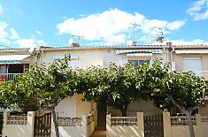 Apartment for rent only 100 meters from the beach Aude