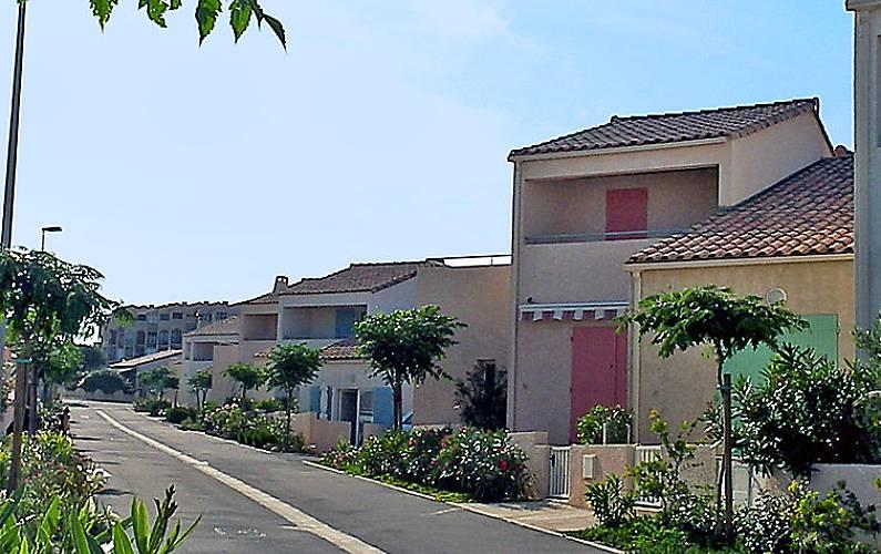 Casa in affitto a 700 m dalla spiaggia fleury aude for Piani di casa francese in tudor