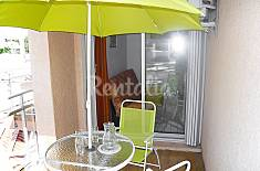 Apartment for rent only 300 meters from the beach Aude