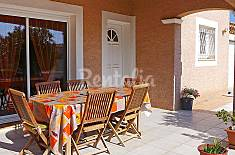 House for rent only 600 meters from the beach Aude