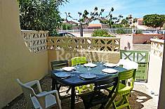 House for 4 people only 1000 meters from the beach Pyrenees-Orientales