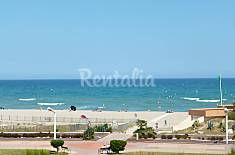 Apartment for 4 people only 50 meters from the beach Pyrenees-Orientales