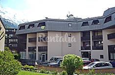 Apartment for 2 people in Chamonix-Mont-Blanc Upper Savoy