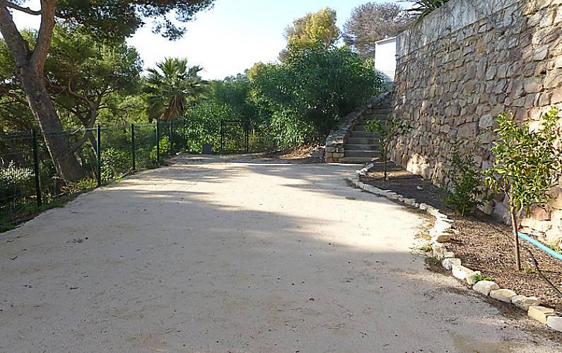 Casa in affitto a 1500 m dalla spiaggia carqueiranne var for Piani di casa francese in tudor