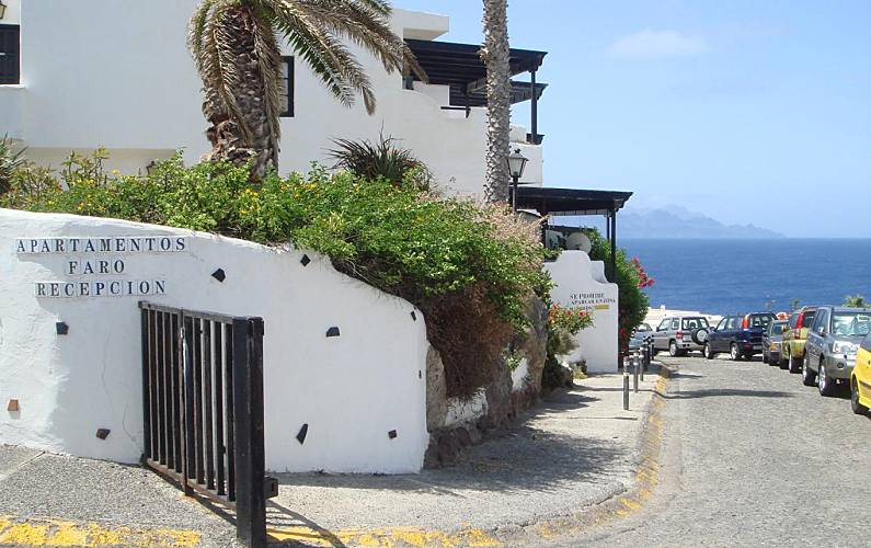 Apartment for 2-4 people only 50 m from the coast Gran Canaria - Outdoors