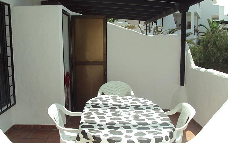 Apartment Terrace Gran Canaria Gáldar Apartment - Terrace