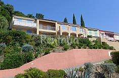 Apartment for rent 3.5 km from the beach Var