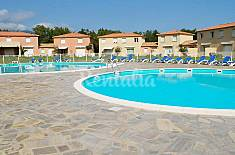 Apartment for 6 people only 500 meters from the beach Upper Corsica