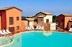 Apartment for 4 people only 500 meters from the beach Upper Corsica