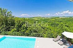Villa for 8 people with swimming pool Istria