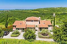 Maison pour 6 personnes avec piscine Istrie