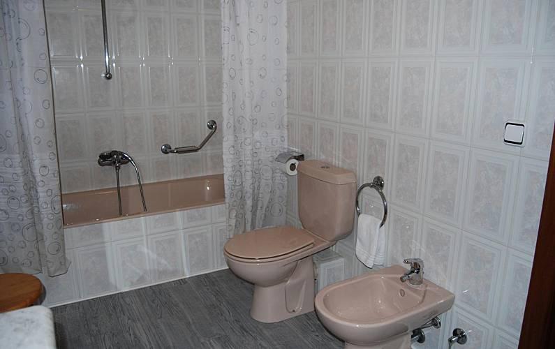 13 Casa-de-banho Ordino Apartamento - Casa-de-banho