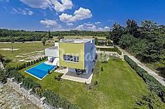 Villa para 8 personas con piscina Istria