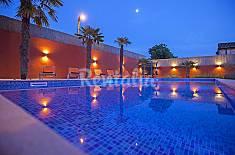 Maison en location avec piscine Istrie