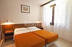 Appartamento per 4 persone in prima linea di spiaggia Istria