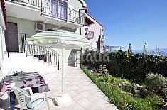 Apartamento en alquiler a 6 km de la playa Primorje-Gorski Kotar