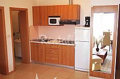 Appartamento per 6 persone in prima linea di spiaggia Litoraneo-montana