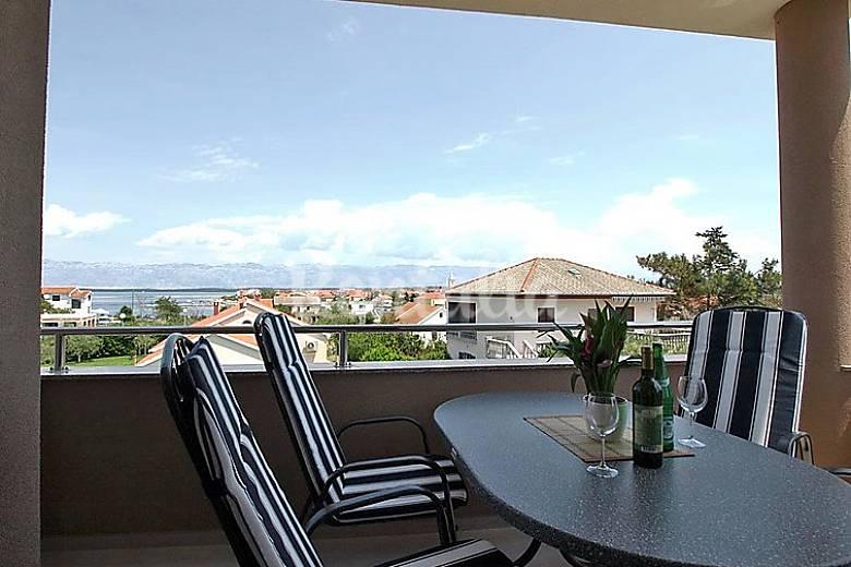 Apartamento en alquiler a 150 m de la playa nin zadar - Alquiler de apartamentos en playa ...