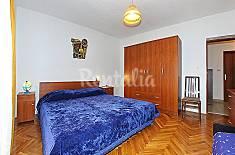 Apartamento para 5 personas a 400 m de la playa Zadar