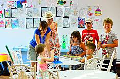 Villa for 6 people on the beach front line Split-Dalmatia