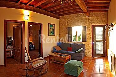 Casa rural dividida en 2 apartamentos mogor san jorge p - Casa rural marin ...