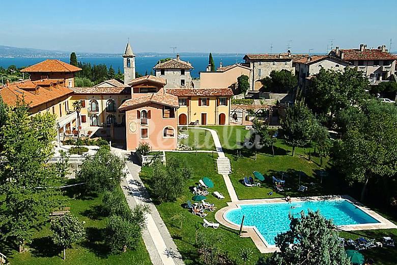 Apartamento para 4 personas con piscina gardoncino manerba del garda brescia alpes italianos - Hotel manerba del garda con piscina ...