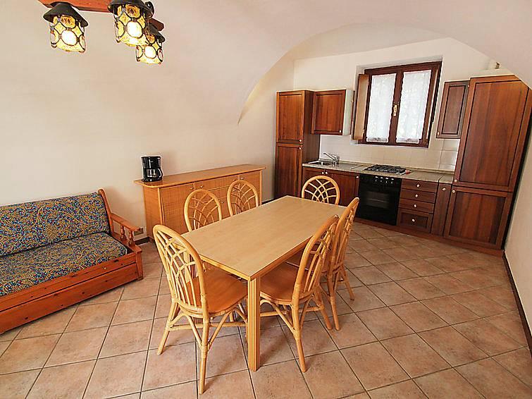 Apartamento Para 6 Personas Con Piscina Cunettone Sal
