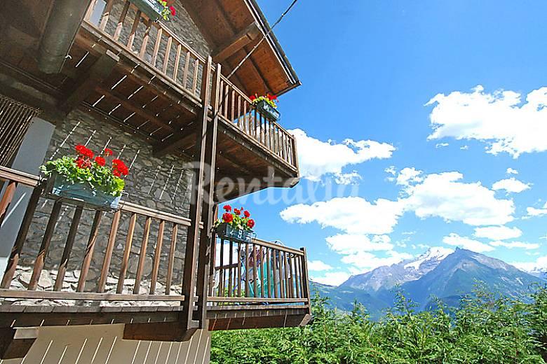 Apartamento en alquiler en Saint-Nicolas Aosta