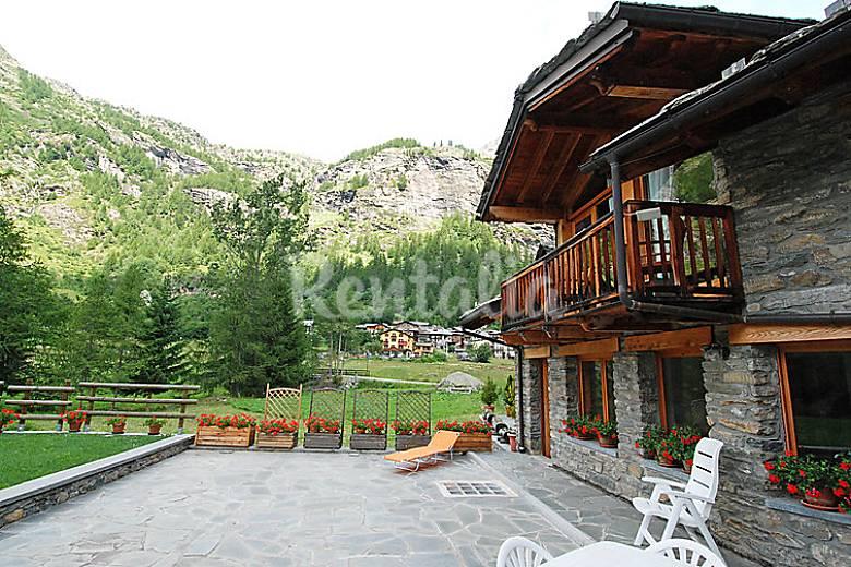 Casa en alquiler Valgrisenche Aosta