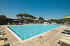 Villa para 5 personas a 200 m de la playa Rávena