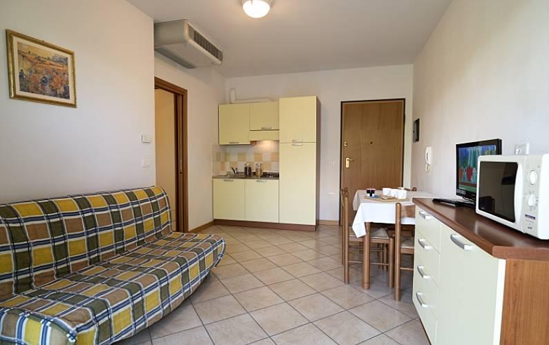 Appartamento in affitto a ravenna milano marittima for Affitto appartamento cervia