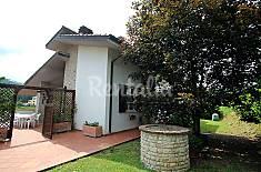 Villa für 6 Personen, 15 Km bis zum Strand La Spezia